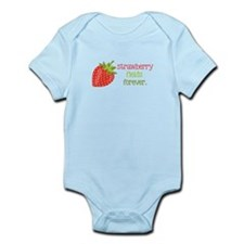 Strawberry Fields Forever Body Suit