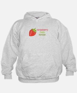 Strawberry Fields Forever Hoodie