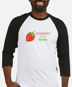Strawberry Fields Forever Baseball Jersey