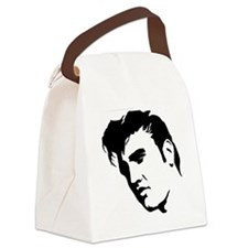 Mr. ELVIS Canvas Lunch Bag