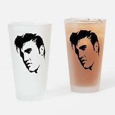 Mr. ELVIS Drinking Glass