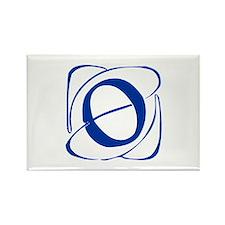 O-Kon blue2 Magnets