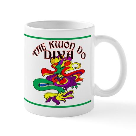 Tae Kwon Do Diva Mug