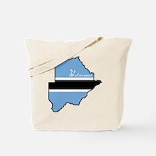Cool Botswana Tote Bag