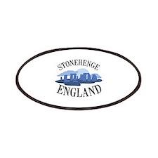 Stonehenge England Patch
