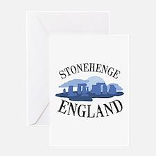 Stonehenge England Greeting Cards