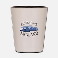 Stonehenge England Shot Glass