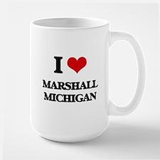 I love Marshall Michigan Mugs