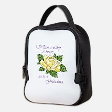 GRANDMA Neoprene Lunch Bag