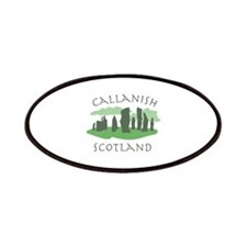 Callanish Scotland Patch