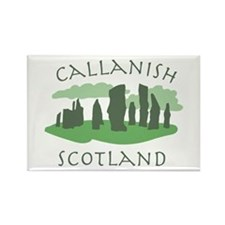 Callanish Scotland Magnets