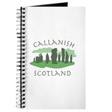 Callanish Scotland Journal