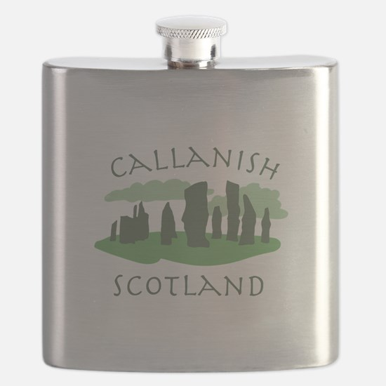 Callanish Scotland Flask