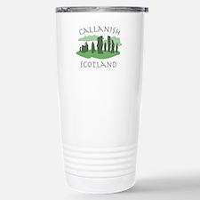 Callanish Scotland Travel Mug