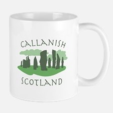 Callanish Scotland Mugs
