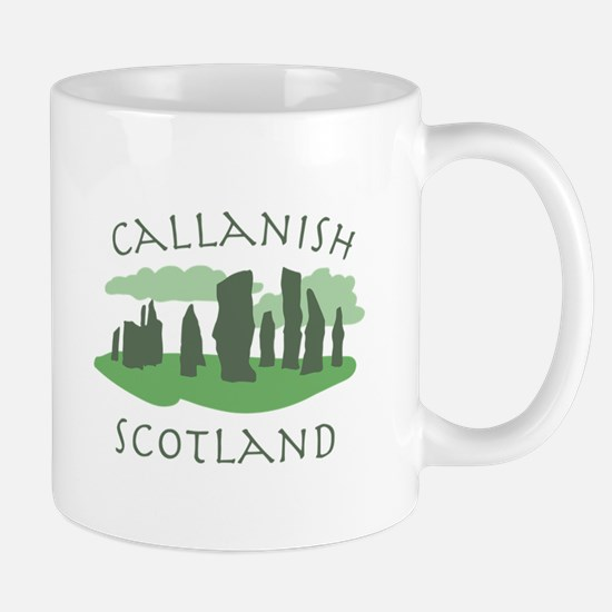 Callanish Scotland Mugs