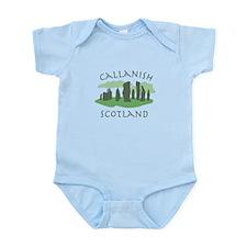 Callanish Scotland Body Suit
