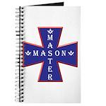 Master Masons Cross Journal