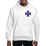 Master Masons Cross Hooded Sweatshirt