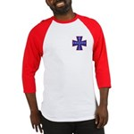 Master Masons Cross Baseball Jersey