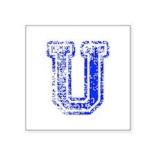 U-Col blue Sticker