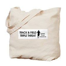TOP Track and Field Tote Bag