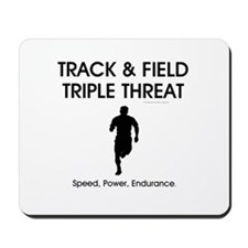 TOP Track and Field Mousepad