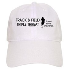 TOP Track and Field Baseball Cap