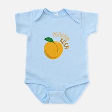 Peachy Keen Body Suit