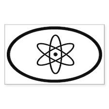 Cute Atom of Decal