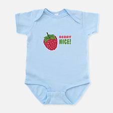 Berry Nice Body Suit