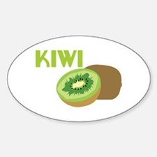 Kiwi Fruit Decal