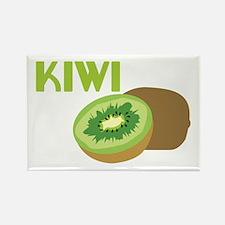 Kiwi Fruit Magnets