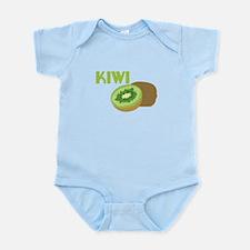 Kiwi Fruit Body Suit