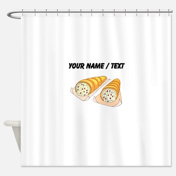 Cannoli (Custom) Shower Curtain