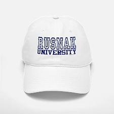 RUSNAK University Baseball Baseball Cap
