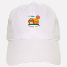 Country Living Baseball Baseball Baseball Cap
