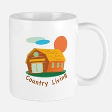 Country Living Mugs