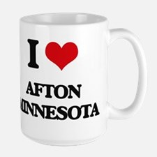 I love Afton Minnesota Mugs