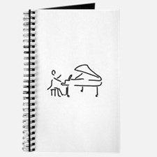 pianist piano player wing Journal