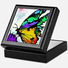 Colorfly Keepsake Box