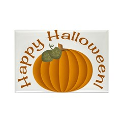 Happy Halloween! Rectangle Magnets (10 pack)