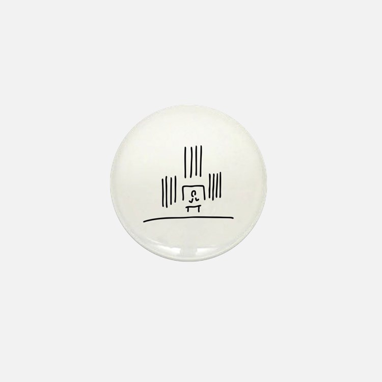 organ Mini Button