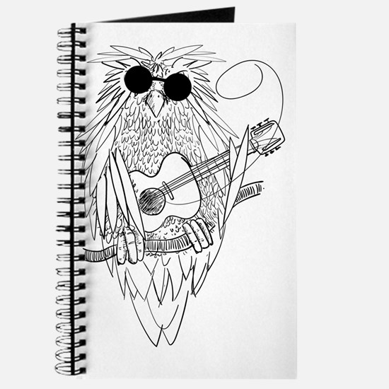 Funny Night owl Journal