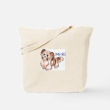 MI KI Tote Bag