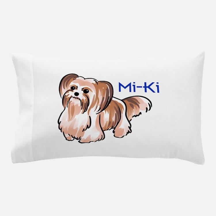 MI KI Pillow Case