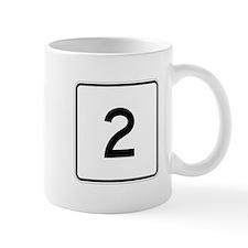 Route 2, Massachusetts Mug