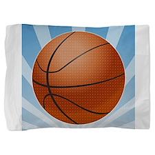 Basketball Pillow Sham