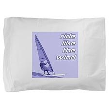 FIN-windsurfing-ride-wind.png Pillow Sham
