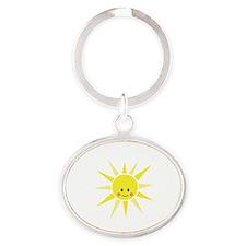 Happy Sunshine Keychains